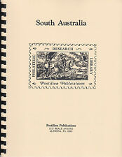 South Australia, the Stanley Gibbons Philatelic Handbook, by Francis Napier, New