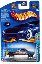 2003 Hot Wheels #138 Work Crewsers Dodge Ram 1500