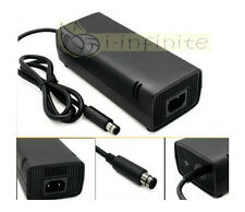 Black Power Supply (SLIM E Version)for new latest version of Microsoft XBOX 360E