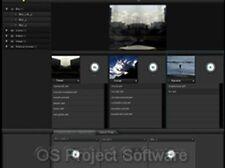 Un VJ di miscelazione-Dj con effetti visivi Mixer video SWF NUOVO Programma Software su CD