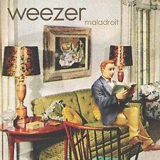 1 CENT CD Maladroit - Weezer