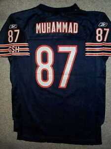 REEBOK Chicago Bears MUSHI MUHAMMAD nfl Jersey YOUTH xl