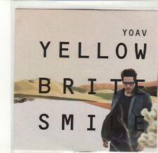 (CA745) Yoav, Yellow Brite Smile - 2011 DJ CD