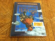 New Monty Python and the Holy Grail DVD 2001 2-Disc Set Special Edition Freeship