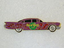 BELFAST,Hard Rock Cafe Pin,Car with flames