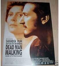 Filmposter gerollt Neu Dead Man Walking - Sean Penn