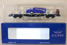 Liliput l235750 DR Flachwagen Wagon & Verlag Ullstein Camión 80135 KOLN