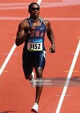 Nike Team USA USATF Track field Dri-Fit Speedsuit Sz LARGE Running Top Olympics