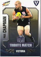 2008 Select AFL Classic HOF Tribute Match Card TM5 Paul Chapman (Geelong)