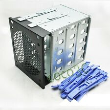 "5 Bays Drives Protect Case For 3.5"" SATA SAS IDE HDD Enclosure Docking Station"