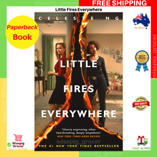 Little Fires Everywhere By Celeste Ng | Paperback Book | NEW | FREE SHIPPING AU