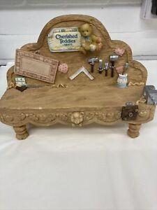 Cherished Teddies Display Work Bench