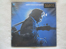 "LP 33T JOHNNY CASH ""At San Quentin"" 180G Neuf MUSIC ON VINYL MOVLP105 EUROPE §"