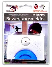 Alarm Bewegungsmelder mit 32 Meldoien   Bewegungsalarm   Durchgangsmelder