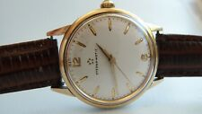 Uhr ETERNA MATIC Automatic, 33mm, 585 GOLDHAUBE, HerrenUhr,  Automatik.