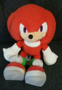Sonic Knuckles Plush Soft Toy