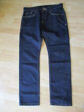 Jeans - dunkelblau - Weite 34 - Länge 32 - (Takko)