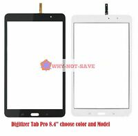 """Touch Glass Screen Digitizer Replacement part for Samsung Galaxy TAB Pro 8.4"""""""