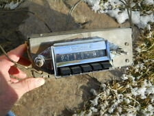 '57 Chevy Belair/Nomad/ Covertible Push Button AM Radio