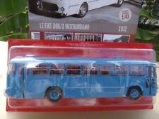 n° 20  FIAT 306/3  ligne SALERNO  Autobus et Autocar du Monde  1/43 Neuf Boite