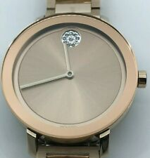 Movado Women's Bold Evolution Quartz Watch with Stainless Steel Strap 3600650