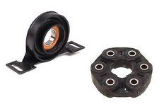 New Driveshaft Center Carrier Support Bearing + Flex Disc Kit For BMW E36 E39