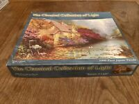 The Classical Collection Of Light 1000 Piece Jigsaw Puzzle Complete VGC