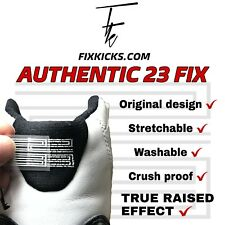 Authentic Air Jordan XI,11 23FIX for COOL GREY, HIGH TOP, BRED, JAMS, CONCORDS.