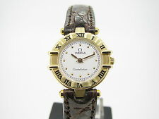 OMEGA CONSTELLATION 18K SOLID GOLD *Swiss Made*  Lady watch