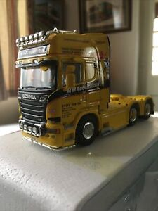 Wsi Scania Unit Only In M M Acquisitions Ltd Only 150 Produced 1:50 Scale