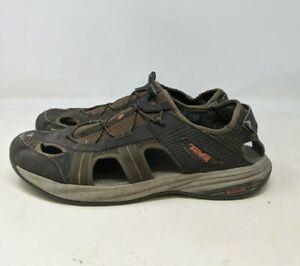 Teva Churnium Men's Brown Sport Sandals 1000178 Shoe Size 11