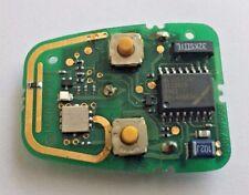 Utiliza Rover Land Rover Mg 2 Botón Remoto Clave Fob Lucas placa de circuito 53873753D