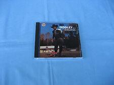 Bo Diddley – Bo Diddley Is A Gunslinger CD ALBUM MCA Records – CHD-9285