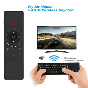 Remote Control Air Mouse Keyboard TouchPad For PC Android TV Box