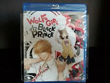 Wolf Girl Black Prince: Complete Collection (Blu-ray Disc, 2016) New and Seal