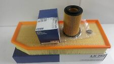 Mercedes C220 CDi C270 CDi W203 S203 Oil Air Filter Mahle Service Kit 2000-2003