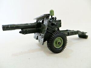 CRESCENT 1250 '25 POUNDER ARTILLERY FIELD GUN'. ARMY/MILITARY. VINTAGE. GOOD.