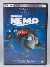 Disney Pixar Collector's Edition Finding Nemo (Dvd, 2003, 2-Disc Set)