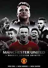 Manchester United: Season Review 2014/2015  DVD NEW