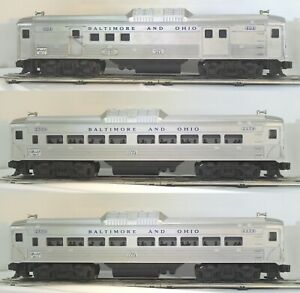 ORIG. LIONEL BUDD RDC SET No. 2276W - 404 ENGINE + (2) 2559 CARS, BOXES, MANUAL