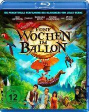 Five Weeks in a Balloon ( 5 Weeks in a Balloon ) (Blu-Ray) Reginald Owen, Red