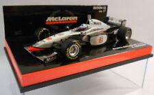 Voitures de sport miniatures en métal blanc pour Mercedes