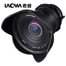 Venus Laowa LW-FX 15mm F4 1:1 Wide Angle Macro Lens for Canon EOS EF 5d3 5d2 6d