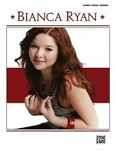 """""""BIANCA RYAN"""" PIANO/VOCAL/GUITAR CHORDS MUSIC BOOK-BRAND NEW ON SALE SONGBOOK!!"""