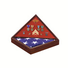 GLOBAL FLAGS UNLIMITED 205630 Coast Guard Heritage Flag Case