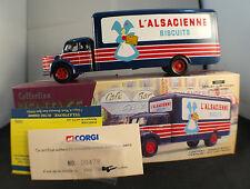 Corgi 73001 ◊ Berliet GLR8 Fourgon L'Alsacienne  ◊ 1/50 ◊ en boîte / boxed