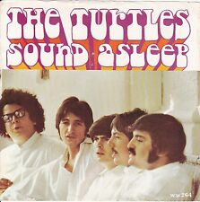"""The Turtles """"Sound Asleep"""" 1968 Record (VG++/NM) & Picture Sleeve (VG++)"""
