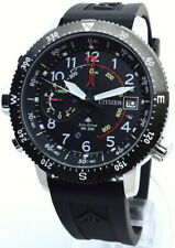 Citizen Promaster Land Altichron Herrenuhr mit Höhenmesser u. Kompass BN4044-15E