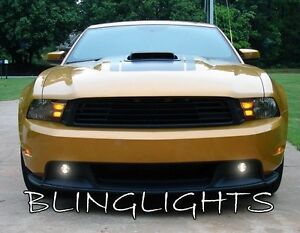 2010- 2012 Ford Mustang GT California Special Package Foglamps Rapid Spec 402A