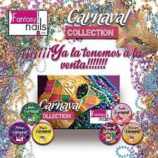 Fantasy Nails Acrylic Carnaval Collection